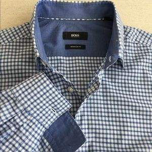 Men's Hugo Boss Button Down Shirt